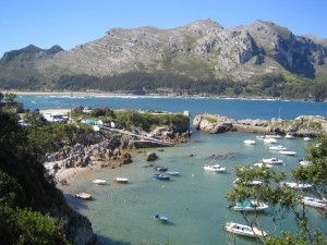 Puerto de Islares Por: María G.