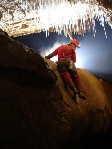 Cueva de Castro Urdiales Foto: Club G.R.A.E.S