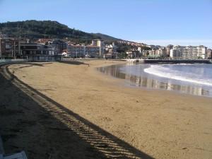 Playas en la ciudad