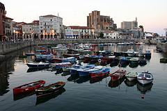 Vista desde el puerto Por: Pelayo Palacio