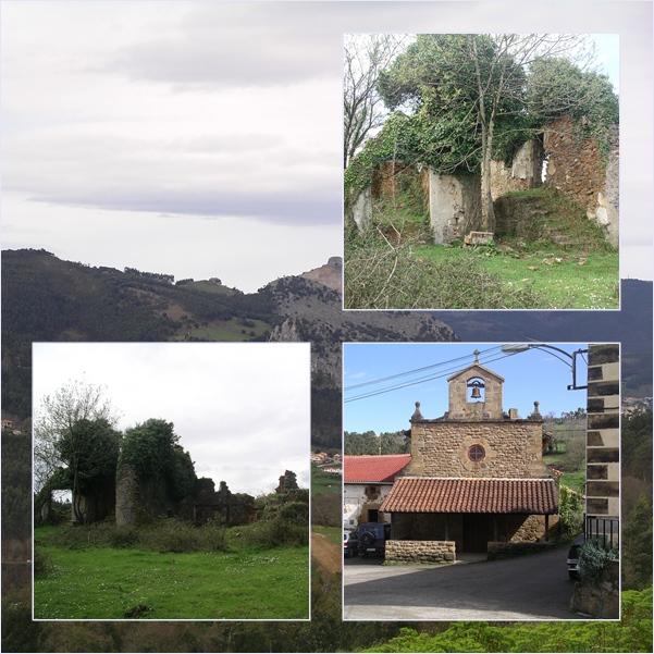El pueblo de Talledo nos permite acceder al antiguo pueblo minero de Setares, actualmente totalmente en ruinas