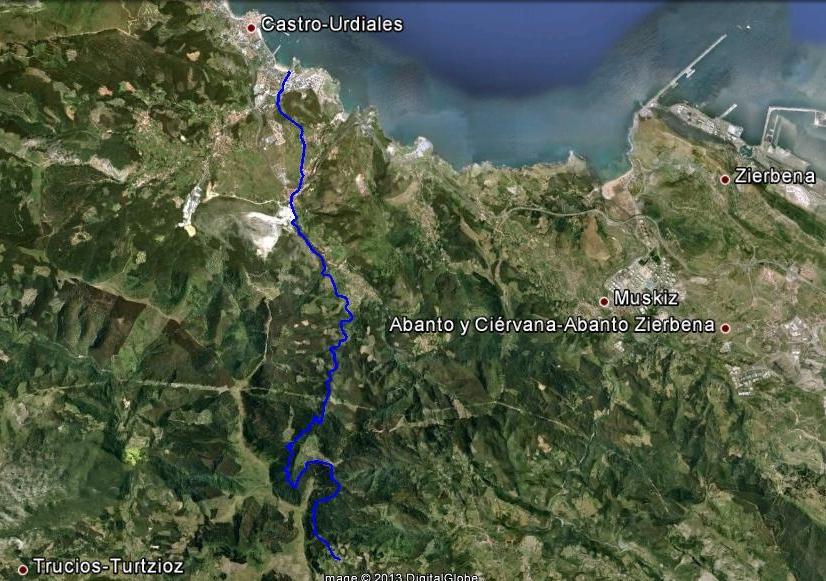Ruta 4 Castro Urdiales – Alén